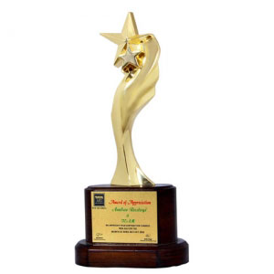 Corporate Awards Manufacturers in Raipur