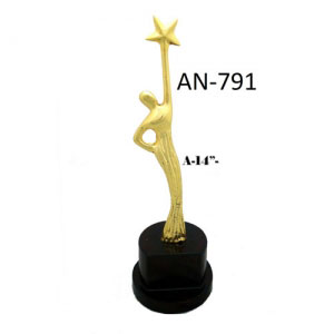 Dance Trophy Manufacturers  in Jaipur