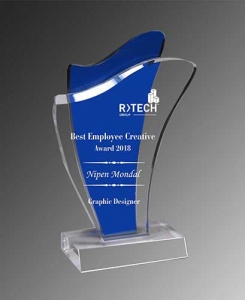 Engraved Trophy Manufacturers in Singapore
