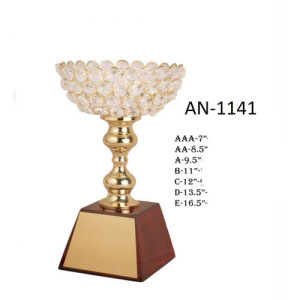Raising Day Trophy Manufacturers  in Singapore