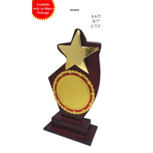 Small Trophy Manufacturers in Singapore